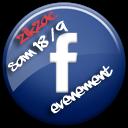 Participer à l'Évènement Facebook du Samedi 18/09