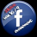 Participer à l'Évènement Facebook du Vendredi 16/09